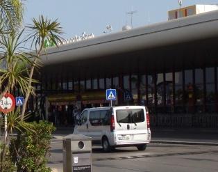Faro Transfers to Vila Real Santo Antonio